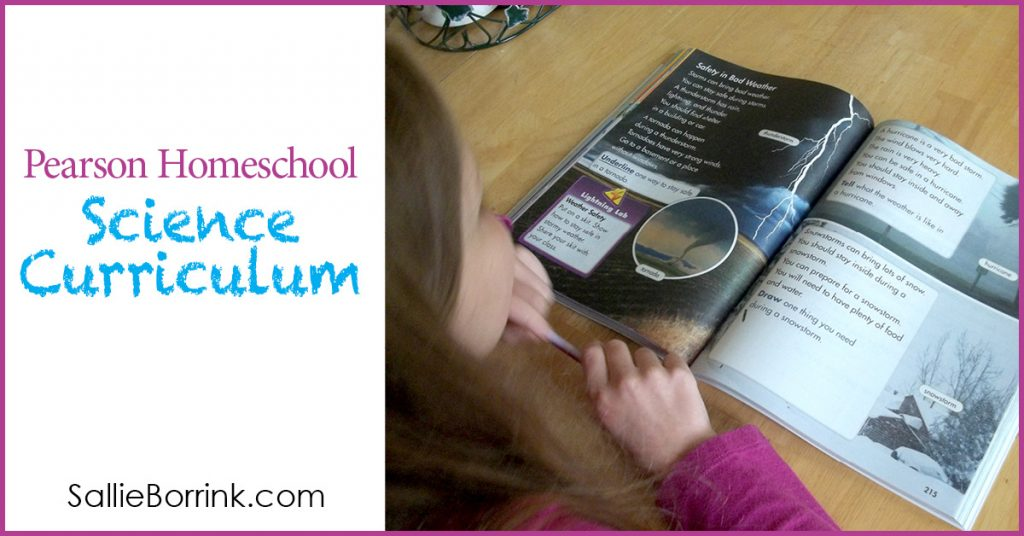 Pearson Homeschool Science Curriculum 2