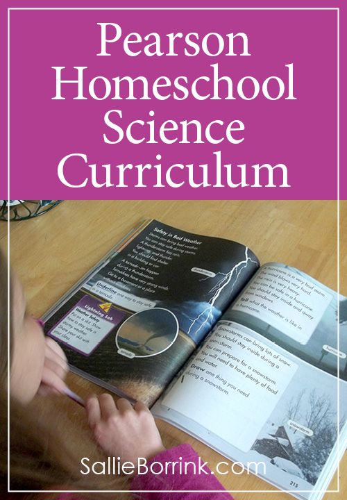 Pearson Homeschool Science Curriculum
