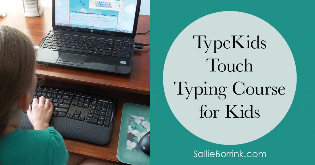 TypeKids Touch Typing Course for Kids 2