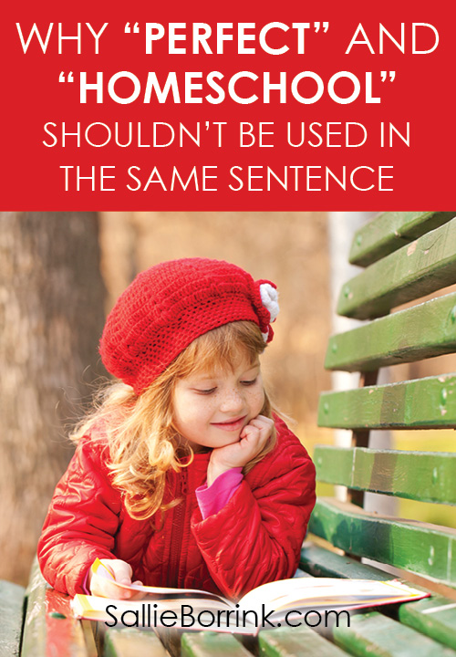 """Why """"perfect"""" and """"homeschool"""" shouldn't be used in the same sentence"""