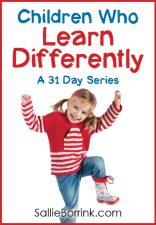 31 Days of Children Who Learn Differently Wrap-Up