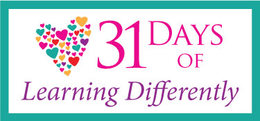31 Days of Learning Differently