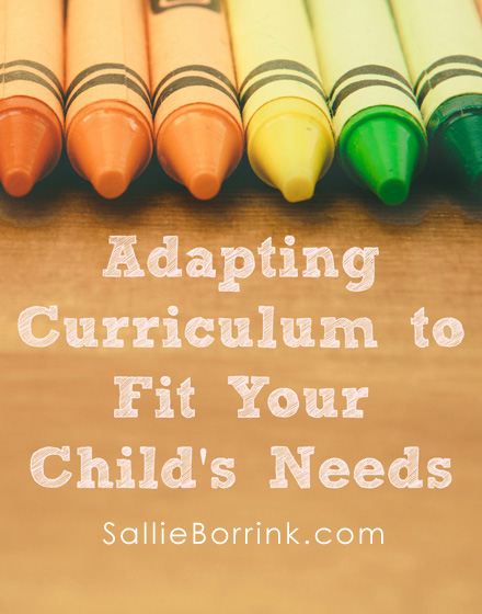 Adapting-Curriculum