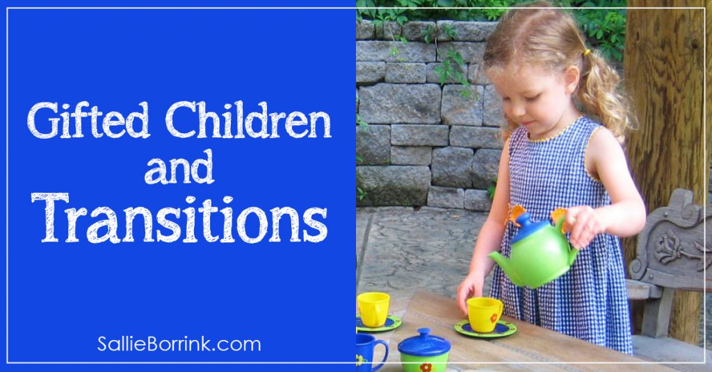 Gifted Children and Transitions 2