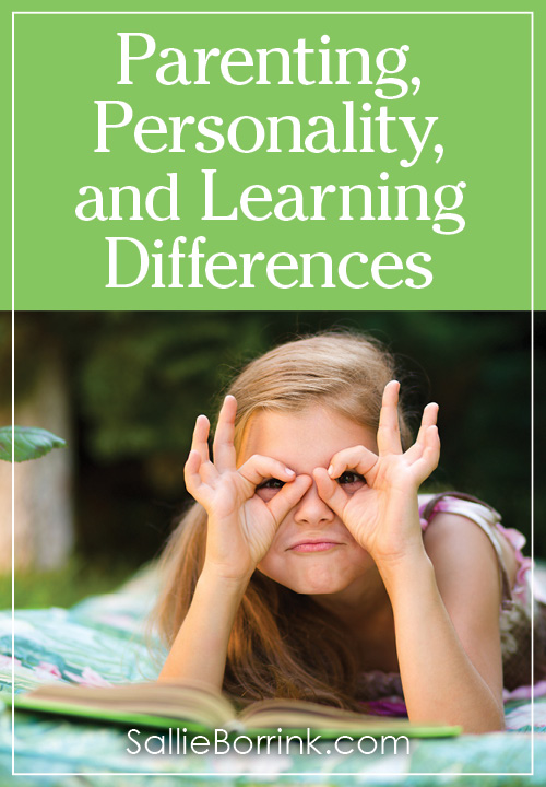 Parenting, Personality and Learning Differences