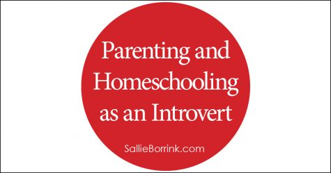 Parenting and Homeschooling as an Introvert 2