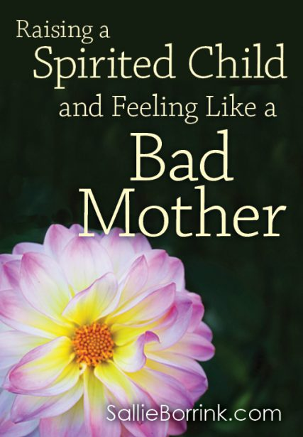 Raising a Spirited Child and Feeling Like a Bad Mother