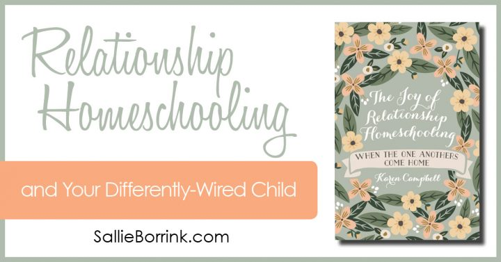 Relationship Homeschooling and Your Differently-Wired Child 2