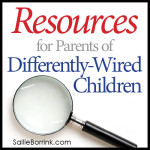 Resources about Differently-Wired Children