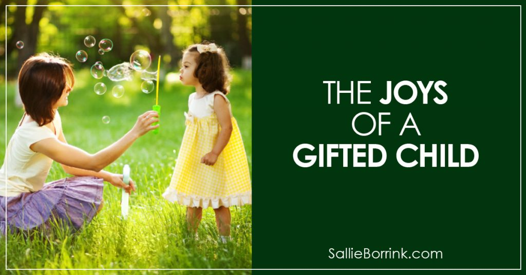 The Joys of a Gifted Child 2