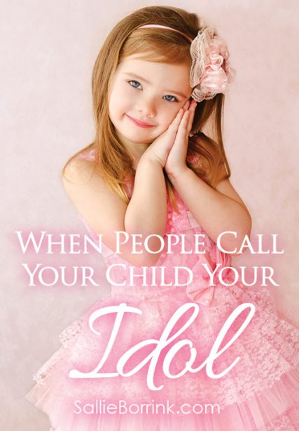 When People Call Your Child Your Idol