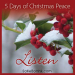 5 Days Christmas Peace-Listen
