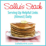 Sallie's Stack Pin