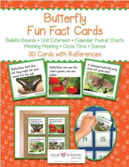 Butterfly Fun Facts
