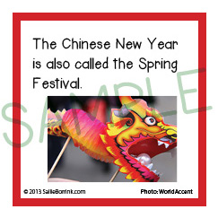 Chinese New Year Facts Kids
