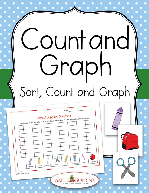 Count and Graph Math Activity