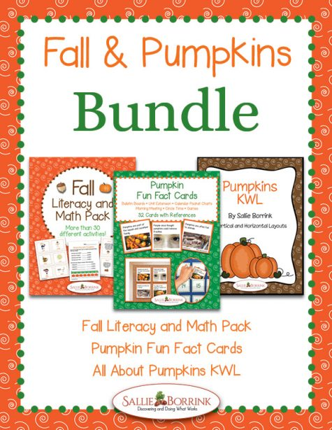 Fall and Pumpkins Bundle