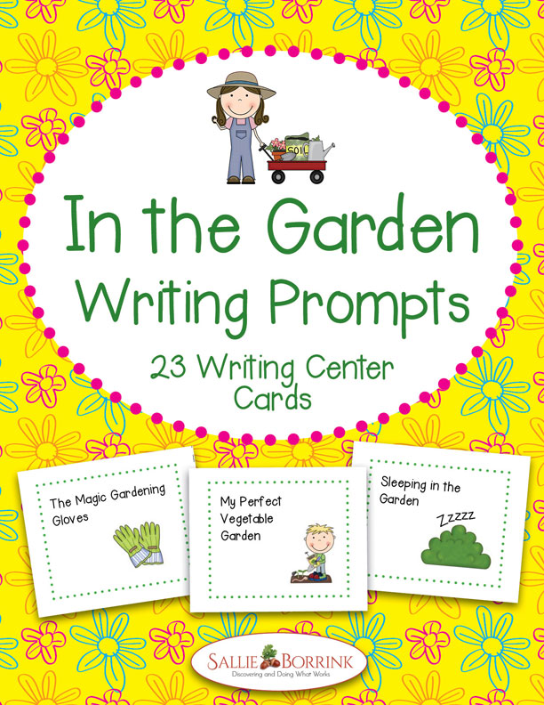 writing prompts for spring