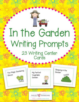 In The Garden Writing Prompts