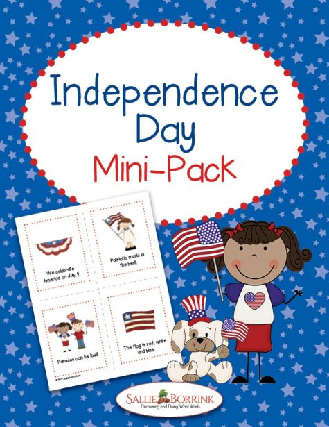 Independence Day Mini Pack