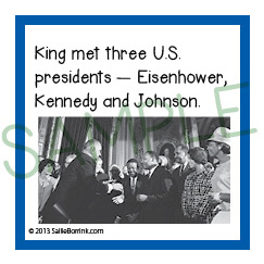 Fun Facts About Martin Luther King Jr Day