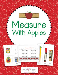 Measure with Apples Pack