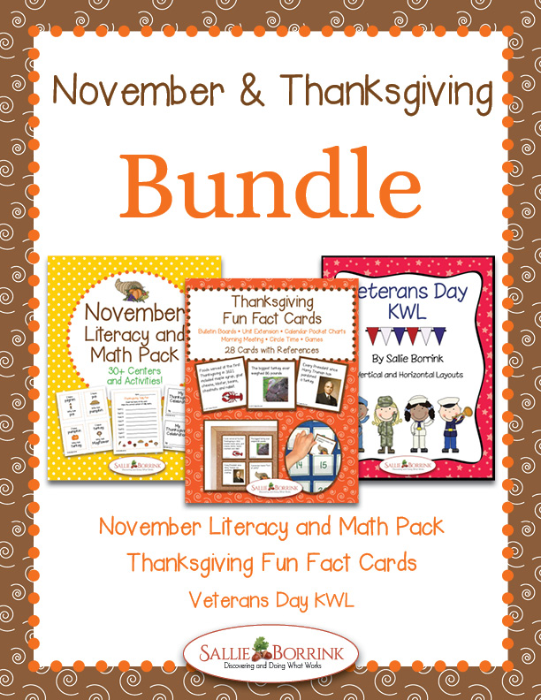 November and Thanksgiving Bundle Covers