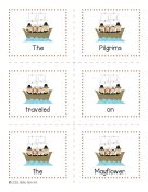 Pilgrims-Sentence-Scramble-1026135