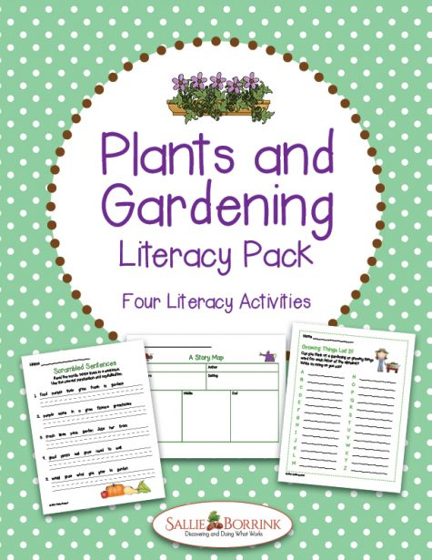 Plants and Gardening Literacy Sampler Pack