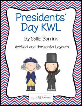 Presidents' Day KWL