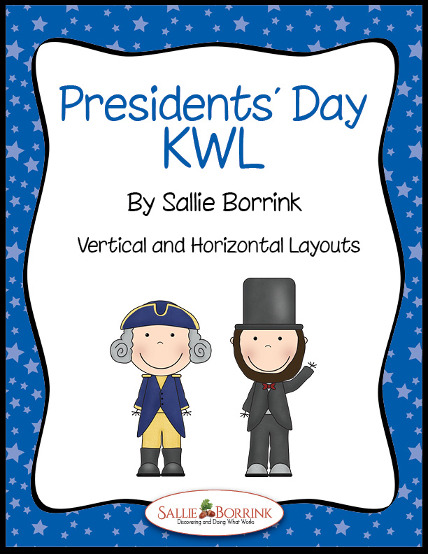 Presidents' Day KWL