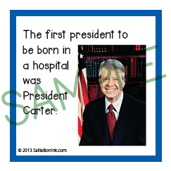 Interesting facts about presidents