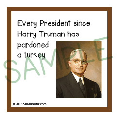 thanksgiving history facts