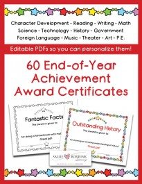 Year-End Certificates