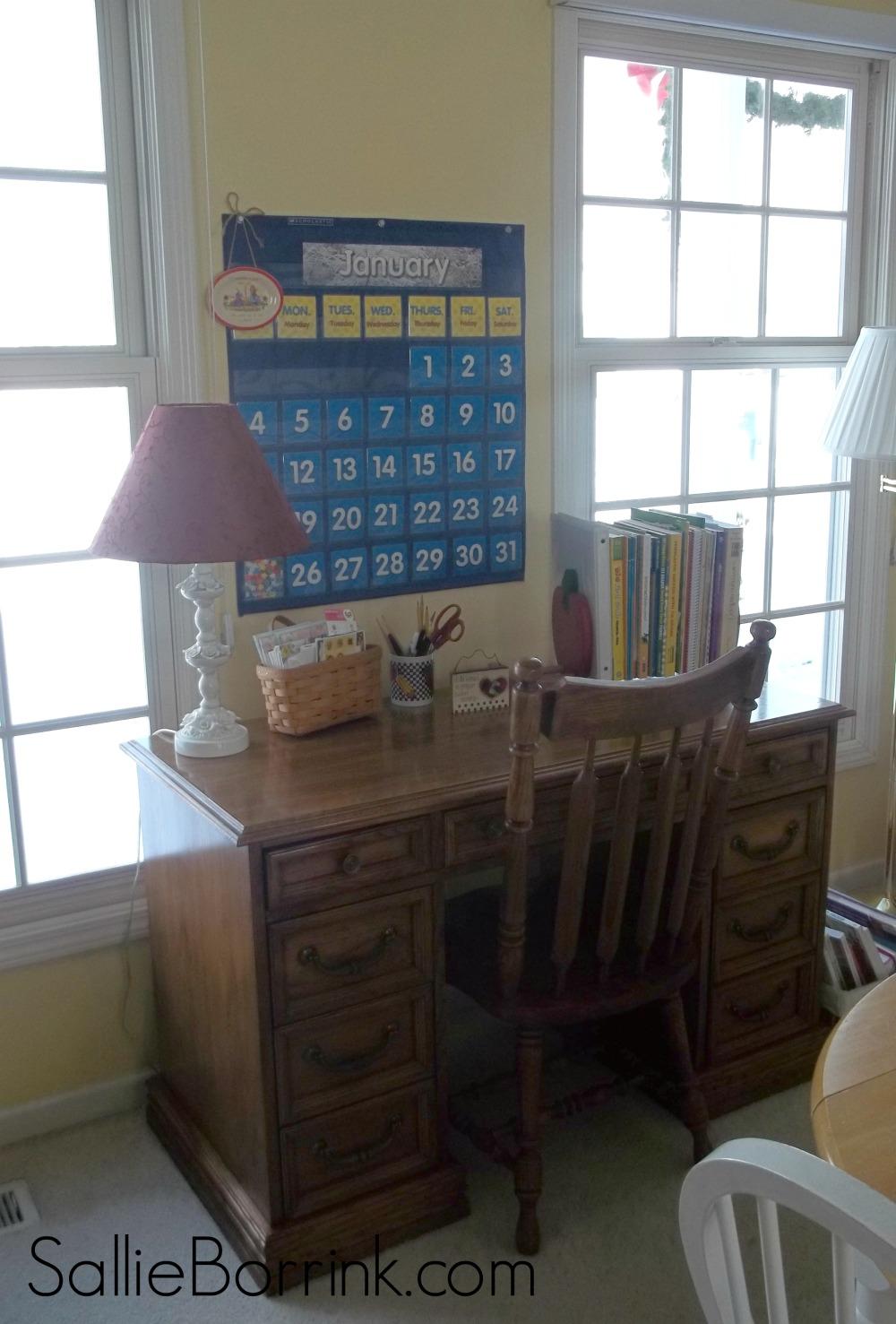 Homeschool Room Changed Up 3