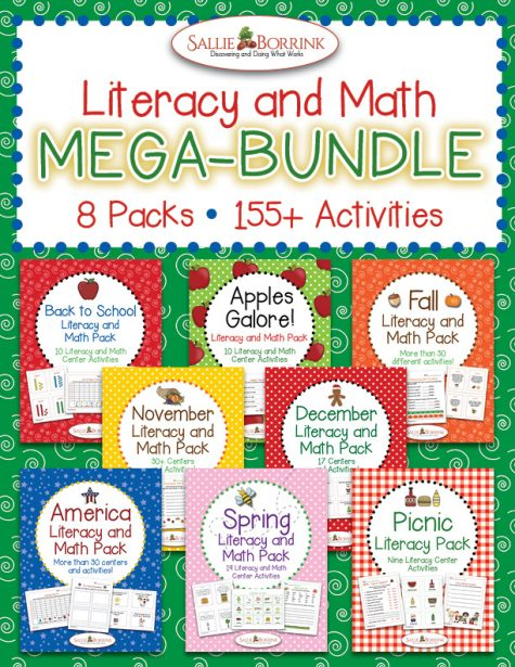 Literacy and Math BUNDLE