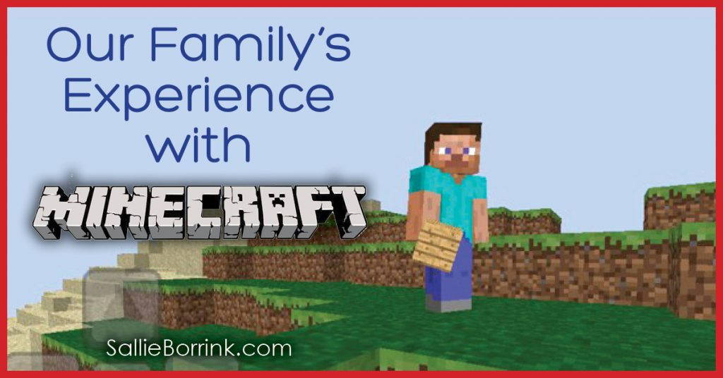 Our Family's Experience with Minecraft 2