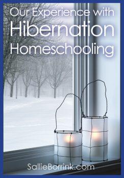 Hibernation Homeschooling