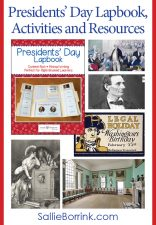 Presidents' Day Lapbook, Activities and Resources