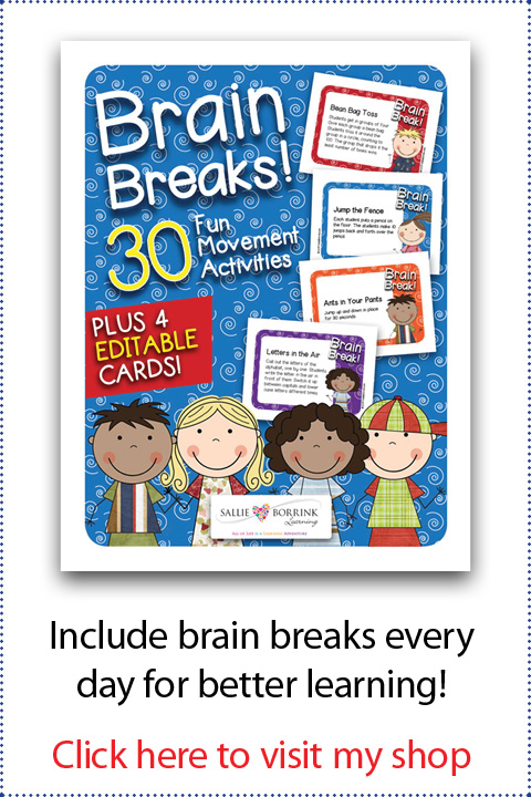 Brain Breaks Mini Ad