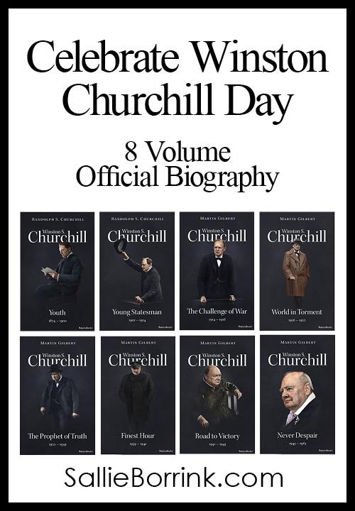 Celebrate Winston Churchill Day