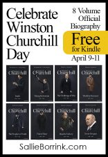Celebrate Winston Churchill Day with Free Kindle Ebooks