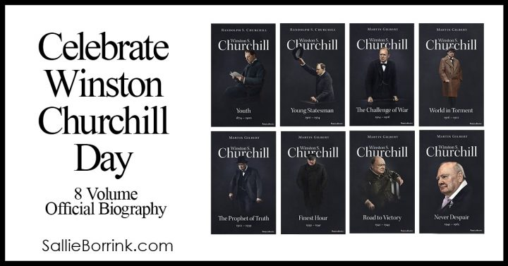 Celebrate Winston Churchill Day 2