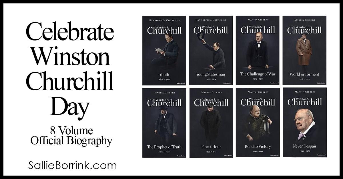 Celebrate Winston Churchill Day 2