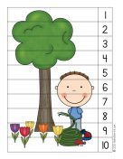 Spring Numbers and Counting Activities 2