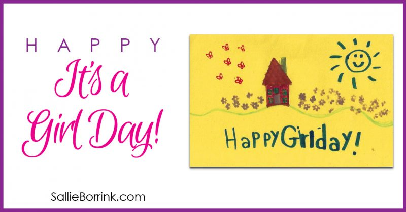 Happy It's a Girl Day! 2