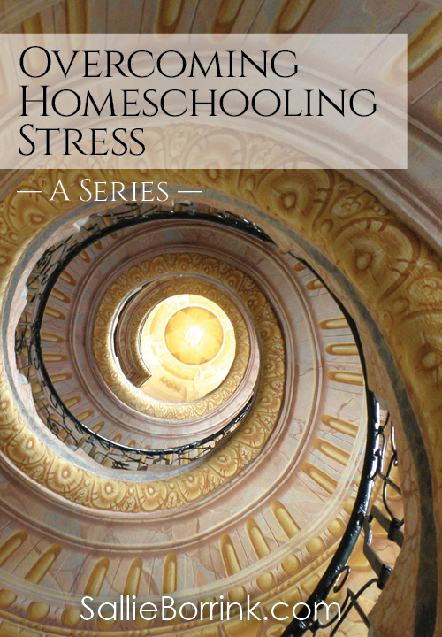 Overcoming Homeschooling Stress - A Series