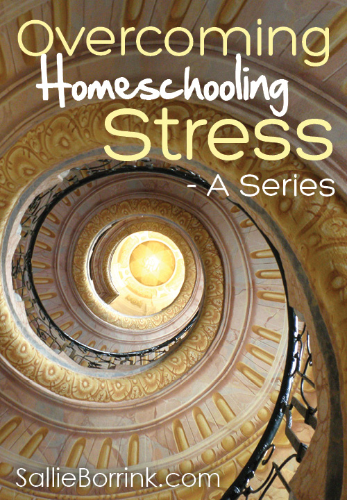 Overcoming Homeschooling Stress - A Series