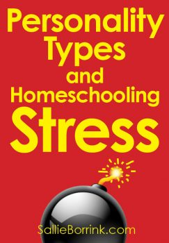 Personality Types and Homeschooling Stress