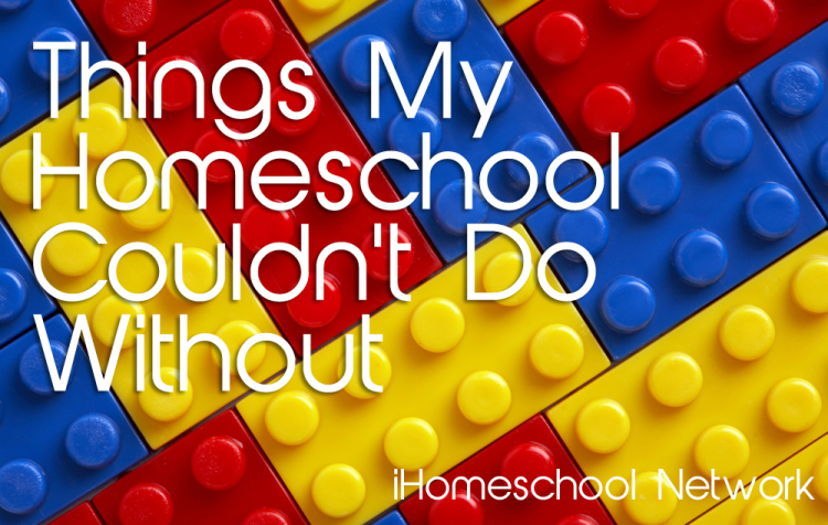Things My Homeschool Couldn't Do Without